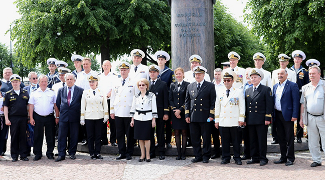 Celebrations devoted to the Day of Maritime and Inland Fleet Workers