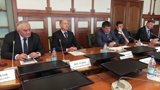 Far Eastern Basin Branch Director takes part in a working meeting with representatives of cruise companies