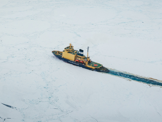 Icebreaking period in the Gulf of Finland is over